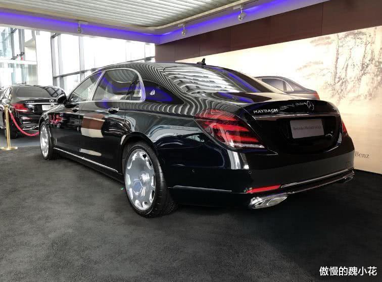 """2020款""""邁巴赫S680""""進店,加價超百萬,號稱移動宮殿!-圖3"""