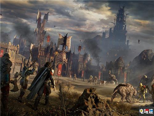 狼人坐骑_PSN港服11月会免《中土世界:战争之影》与《空洞骑士》等在列-第3张图片-游戏摸鱼怪