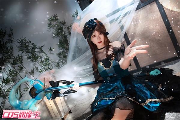 cosplay:《王者榮耀》王昭君雙人舞-圖9