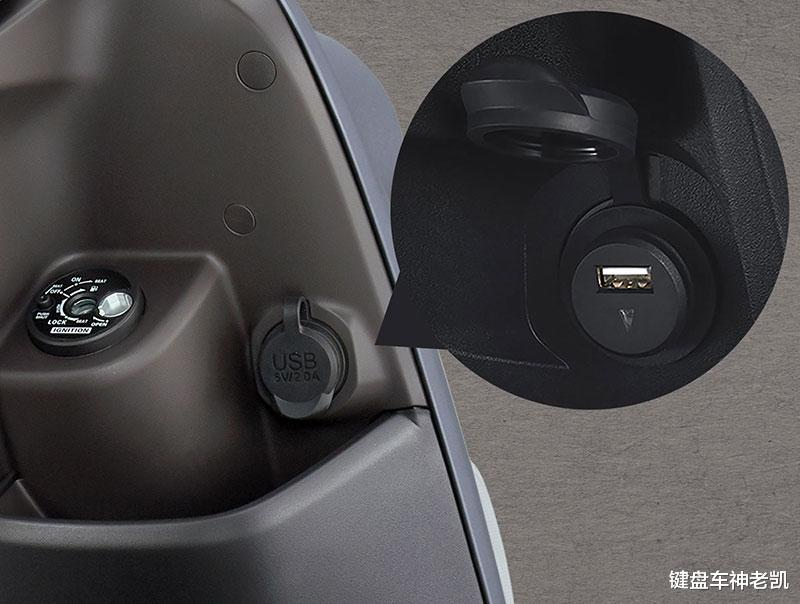 雅馬哈發佈新復古踏板Vinoora 125,外觀猶如呆萌青蛙-圖8