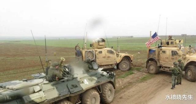 惹怒普京都不怕?大批美軍突現俄羅斯控制區,撲向價值數百億油田-圖5