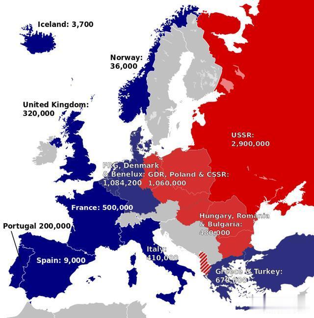 白俄羅斯爆發示威活動,200萬俄羅斯士兵或將直面北約軍團-圖2