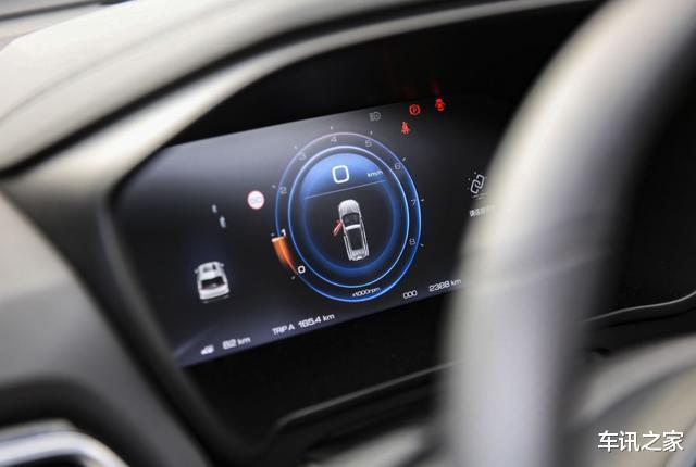 9萬多的精品SUV,強勁動力低油耗,空間可媲美奇駿-圖4