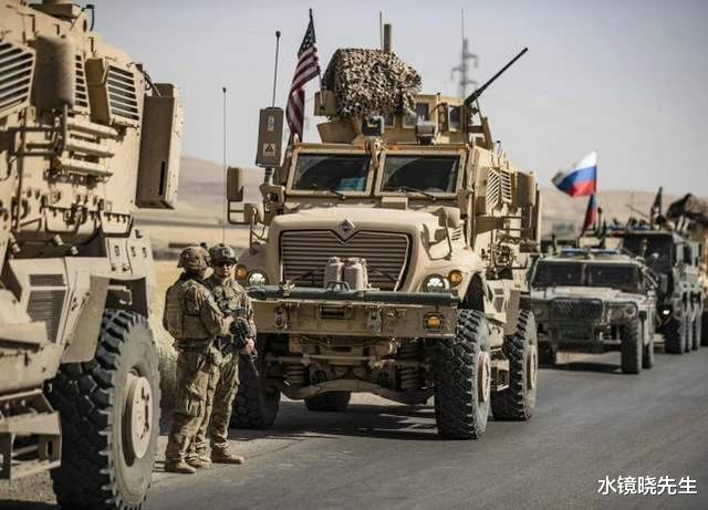 惹怒普京都不怕?大批美軍突現俄羅斯控制區,撲向價值數百億油田-圖4