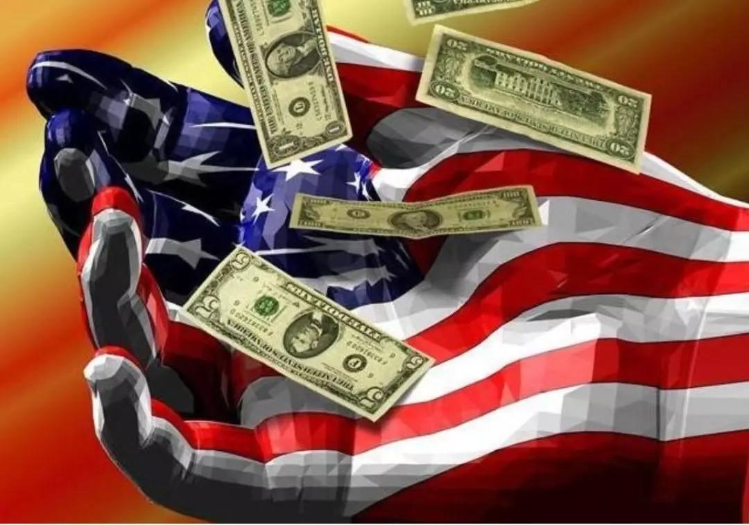 75年來的新高,美國年度負債3.3萬億,總負債24.5萬億-圖4
