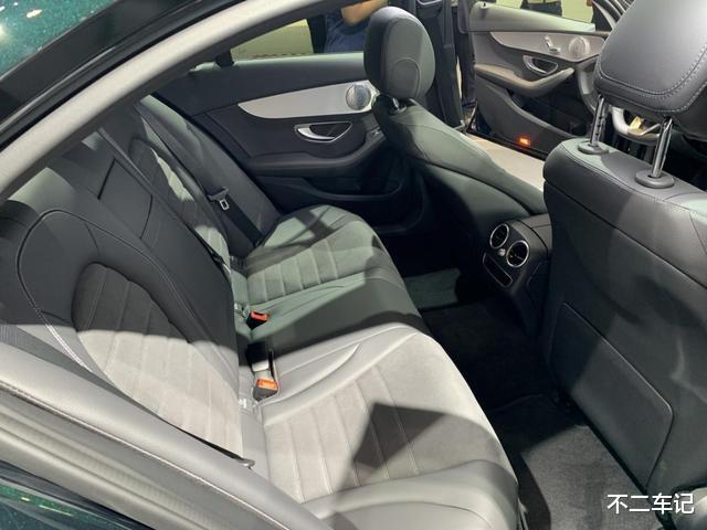 奔馳C級入門級搭載1.5T發動機,為何銷量高於同級車型-圖9