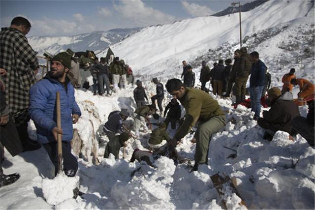 印度向中印邊境增兵後,雪崩地震接踵而來-圖2
