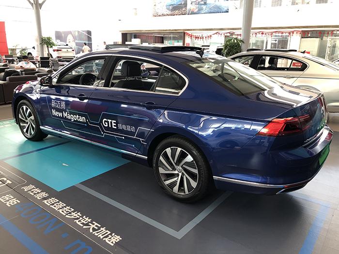 搶先看2020款大眾新邁騰GTE《看車報告》到底值不值得買-圖7