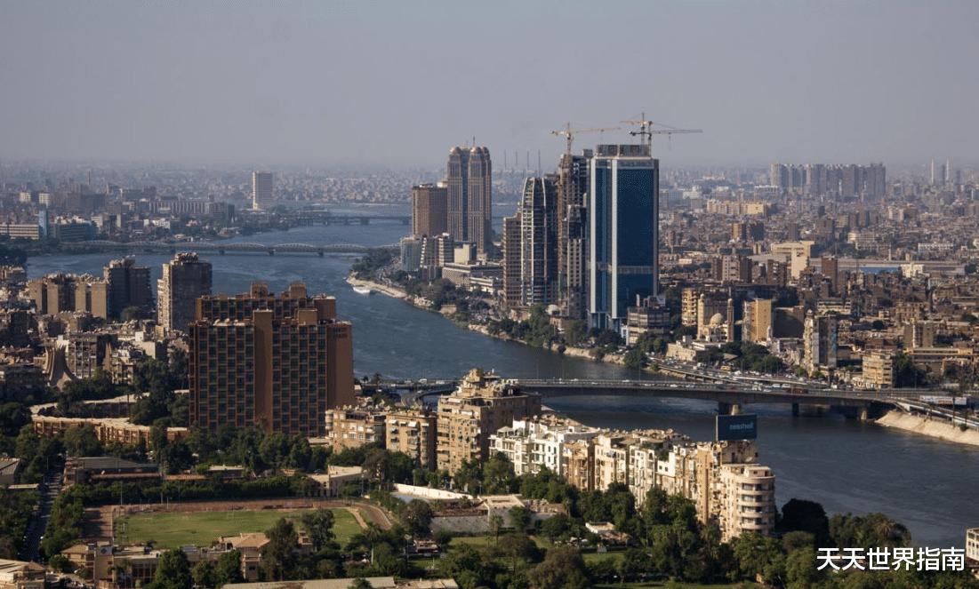 不愧是中國基建,耗資450億給其他國傢打造首都,厲害瞭-圖3