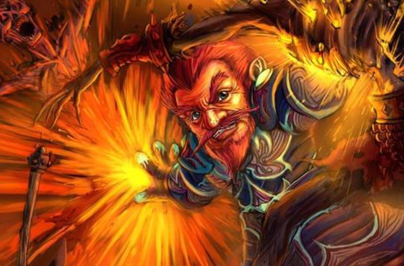 魔獸世界:火法成新毒瘤,全程800個灼燒,還能拿補貼-圖4