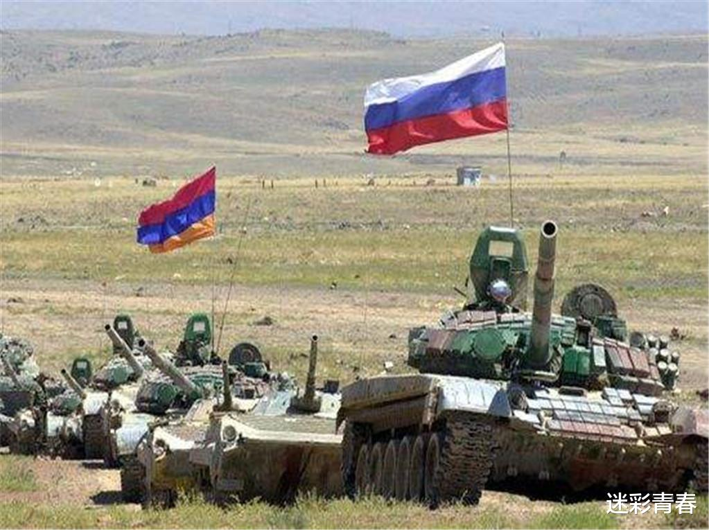 5000名俄軍進駐亞美尼亞,土耳其雇傭兵軍營遭轟炸,數百人被炸死-圖2