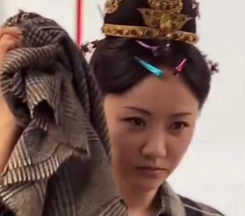 """有種""""久違""""叫楊蓉,時隔2年再演古裝劇,換瞭眉形差點認不出-圖6"""