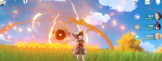 网页游戏武林英雄_《原神》:领略一下提瓦特大陆元素的力量,精通元素用法才是最强-第11张图片-游戏摸鱼怪