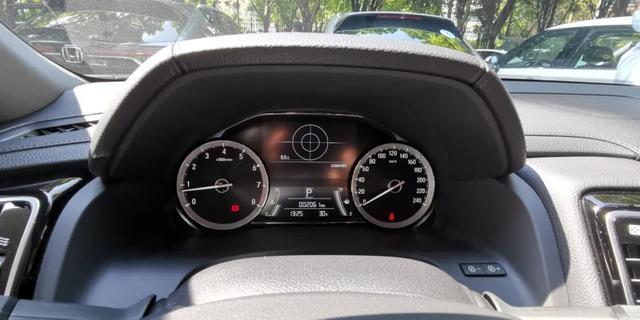 配置升級明顯,試駕2020款本田UR-V 1.5T致雅版-圖10