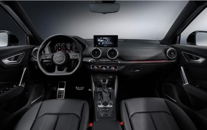 2021款奧迪Q2新車發佈,首推蘋果綠車身色彩,搭1.5T+7DCT-圖5