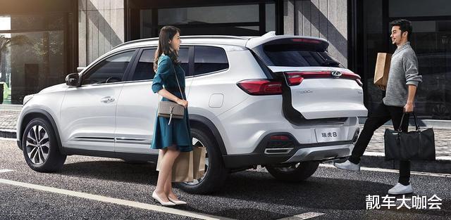 盤點上半年各級別SUV銷量冠軍,您的愛車是否上榜?-圖5