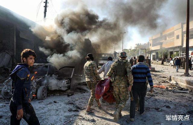 俄放棄忍耐,子母彈轟炸阿塞拜疆秘密基地,采用參戰方式立規矩-圖9