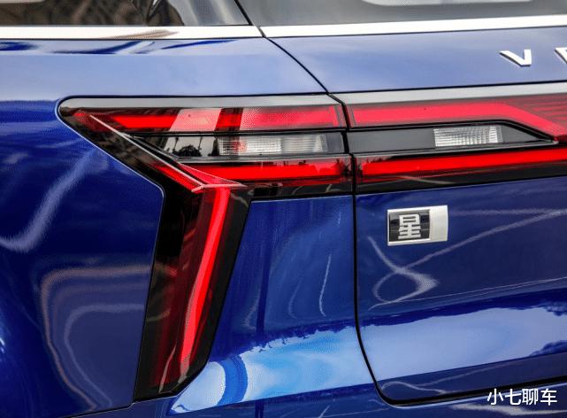 又一新生國產SUV來襲,配四缸引擎,入門就有190馬力,10.96萬起-圖7