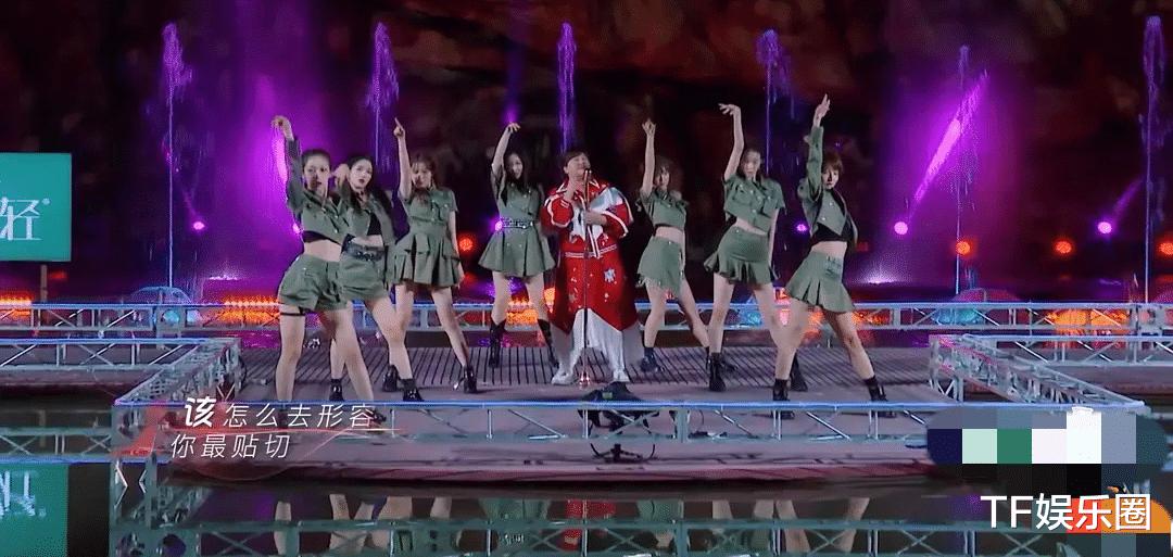 硬糖少女綜藝首秀,節目細節顯情商,王藝瑾舉動很暖,希林自私-圖2