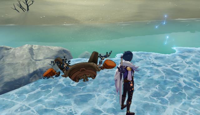 八仙過海各顯神通?這一幕在《原神》遊戲裡被玩傢演繹出來瞭-圖4