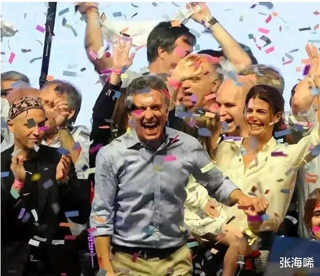 阿根廷第一夫人35歲三婚帶娃嫁給總統,特朗普也驚嘆於才華-圖4