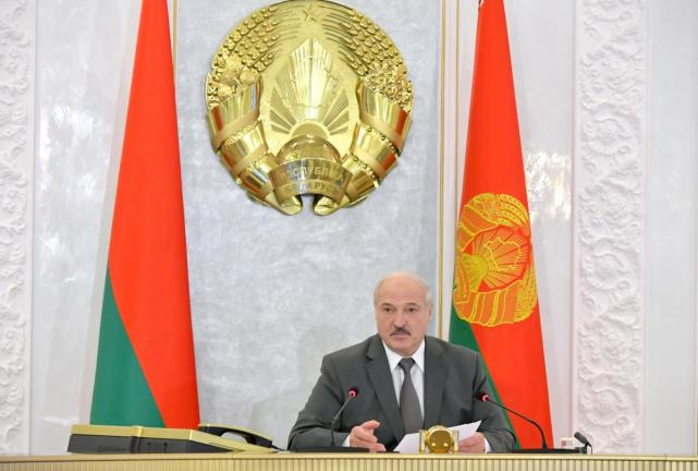 美國組織、歐洲煽動?白俄總統曝光騷亂幕後黑手:目標指向俄羅斯-圖2