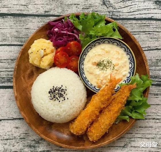 日本一位鋼鐵直男老公火瞭:每天給妻女做早飯,是愛情最初的模樣-圖4