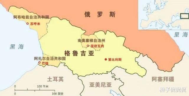阿紮爾自治共和國 格魯吉亞實際控制的唯一自治共和國-圖3