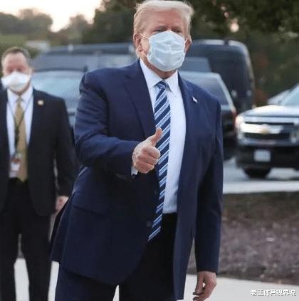 美國醫學專傢發出警告:特朗普將遭受最嚴重病情,前期良好是先兆-圖3
