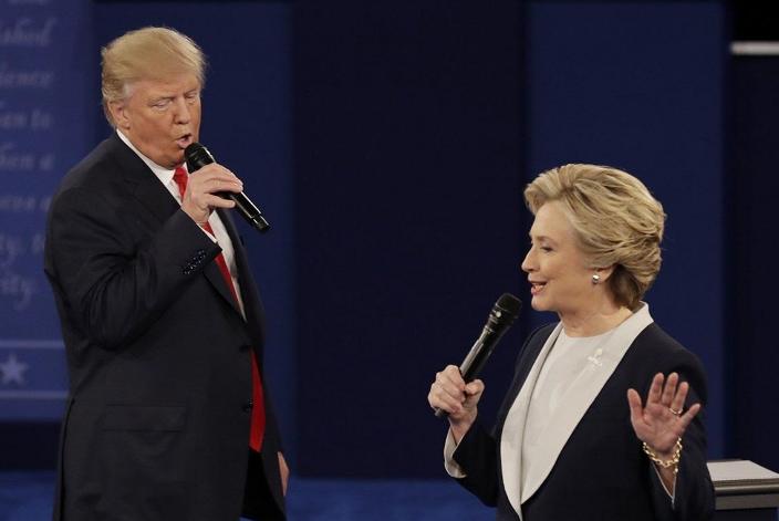 """以牙還牙?這回輪到希拉裡向白宮""""攤牌""""瞭,美總統或笑不出來瞭-圖4"""