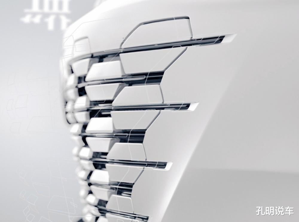 長安引力第二款SUV定妝照,雙尾翼+貫穿燈!意大利設計師沒白請-圖2