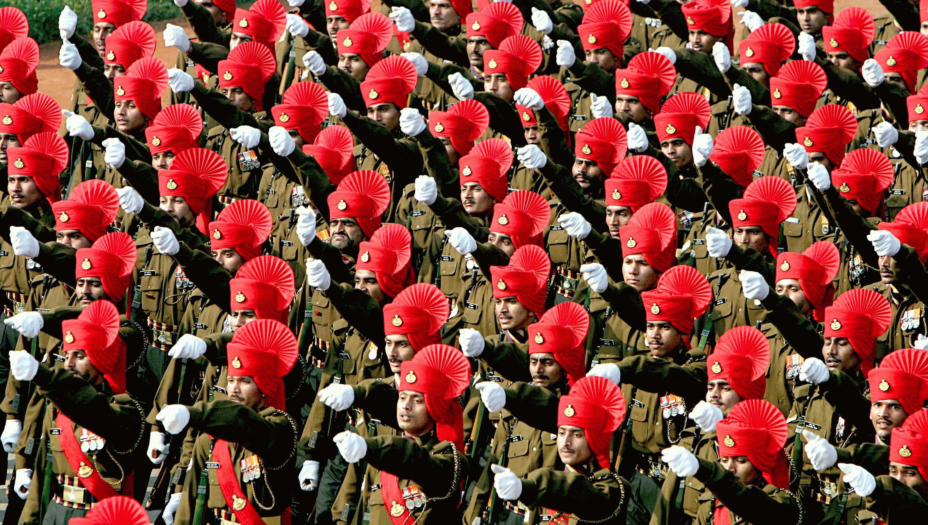 美媒公佈全球軍力排名:我國縮小差距,印度首次進前五-圖4