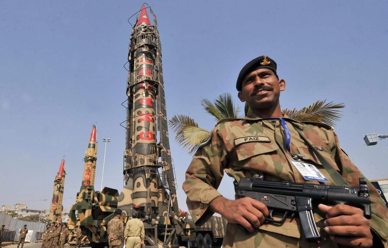 擁有核武器的9個國傢中,最窮的巴基斯坦是怎麼獲得核武器的?-圖3