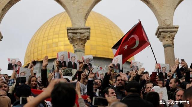 """土耳其還想""""收復""""耶路撒冷,做保護人?真想恢復奧斯曼帝國榮光-圖4"""