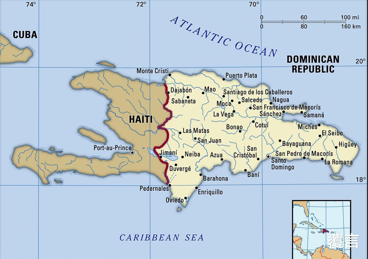 兩個小國擠在一個島上,東邊國傢宛如天堂,西邊國傢卻深陷地獄-圖2