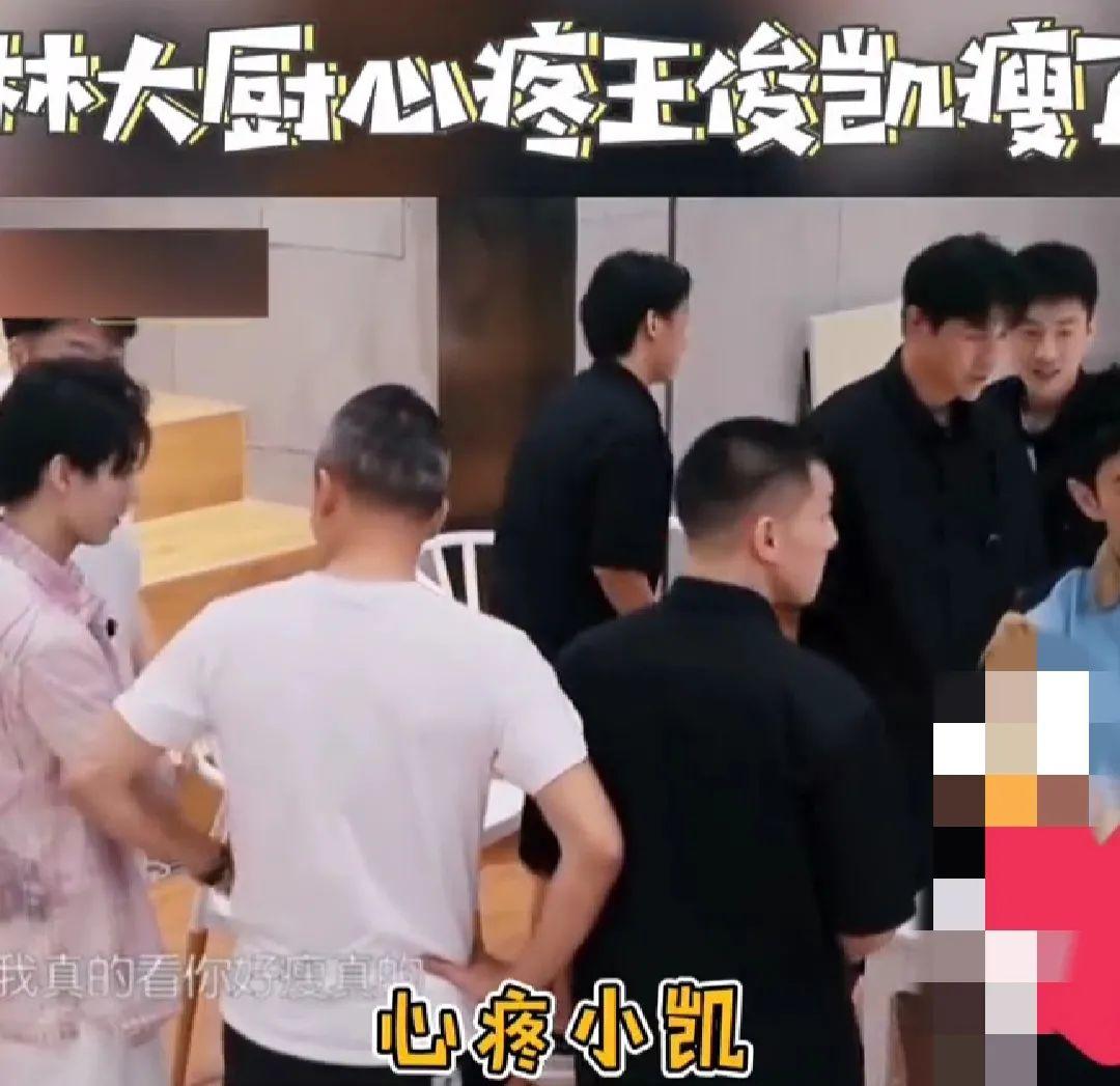 中餐廳4林大廚認真地問王俊凱會不會修車,小凱回答得好直接!-圖8