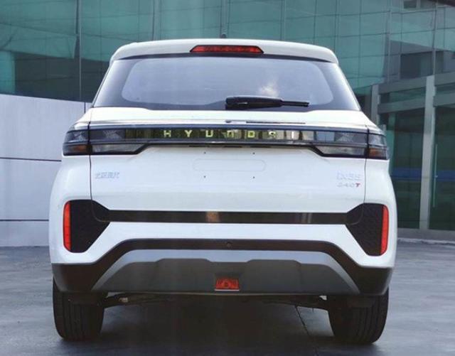 北京現代兩款新車曝光,用力過猛瞭-圖4