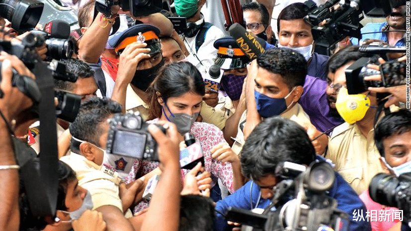 印度寶萊塢著名女星疑為販毒集團核心,或與另一頂級男星離奇死亡案有關-圖2