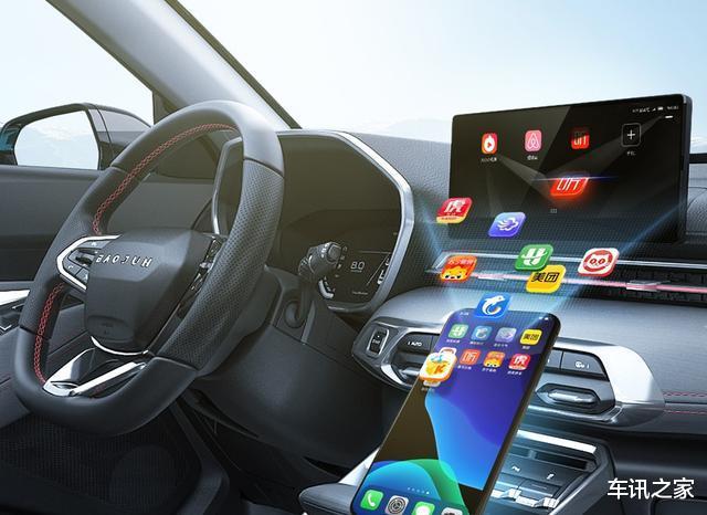 不看本田XR-V,國產RS3即將上新,配1.5T與8速自動擋,媲美奧迪Q3-圖4