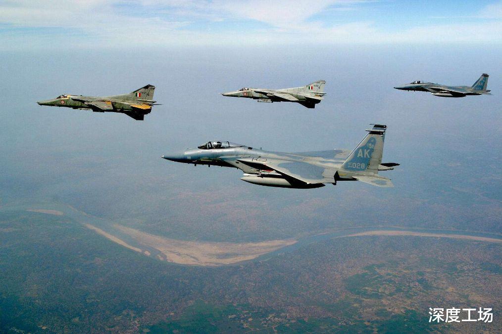 印度要與美國結成軍事同盟,允許美軍進入印度:俄專傢預言將成真-圖4
