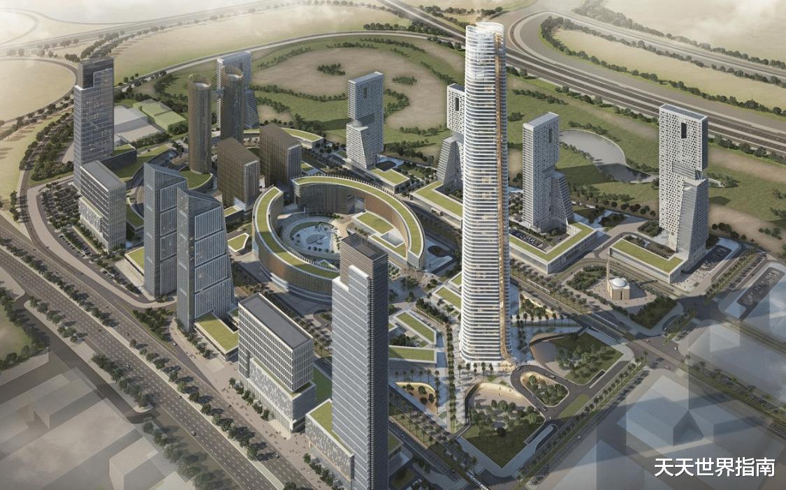 不愧是中國基建,耗資450億給其他國傢打造首都,厲害瞭-圖5