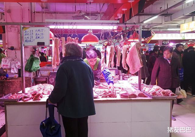 毛豬價暴跌,10月降幅3.14元,局地豬價探底13.5元,肉價啥時降?-圖5