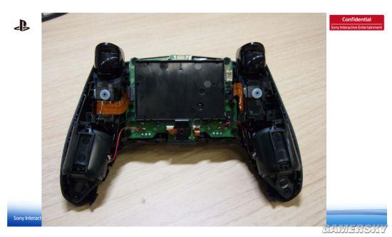托尔巴拉德之战 卡组_PS5手柄Dualsense FCC测试资料公开:展示内部及外观照片
