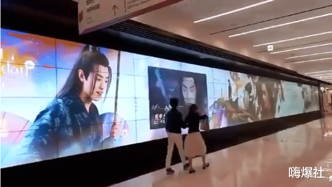 真心壕!海外粉絲斥巨資租巨屏為肖戰慶生,話題登全球第4-圖4