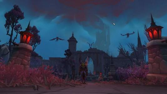 魔獸9.0前瞻:納斯利亞堡一號BOSS攻略,暗影中的鮮血獵手-圖4