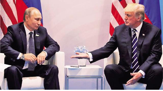 承認是小迷弟也不管用?特朗普剛下達最後通牒,俄就拒絕續約條件-圖3