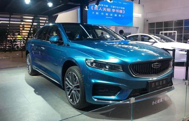 2020北京車展,四款國產車成名,一款比一款科技,最低7萬多-圖3