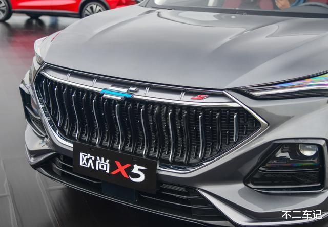 屬於年輕人的個性SUV,歐尚X5配置全面,有望成為爆款車型-圖3