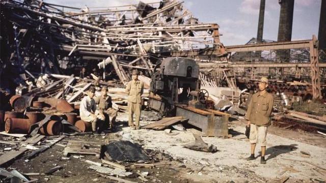 75年前,史上首个原子弹如何落地的?