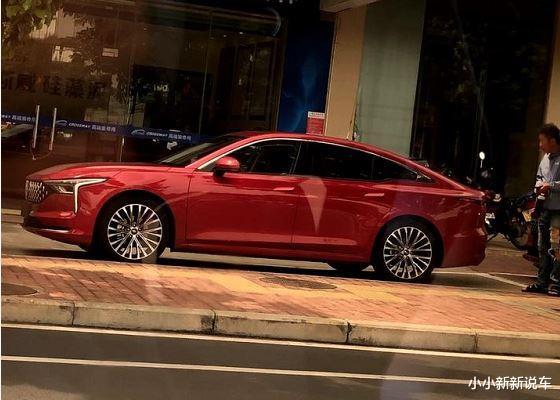 全新一汽奔騰B70現身,紅色塗裝很洋氣,19寸輪轂加持,配1.5T!-圖9